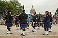 2014 Police Week Pipe & Drum Competition (14192177025).jpg