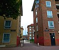 2015 London-Woolwich, Barnfield Estate 09.JPG