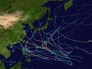 2017 Pacific typhoon season