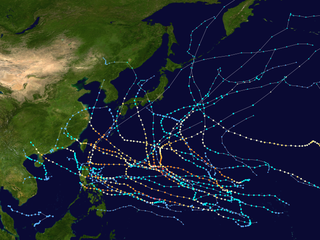 2015 Pacific typhoon season typhoon season in the Pacific Ocean