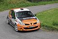 2015 Rally Bohemia - Štefan, Renault Clio R3 Maxi.JPG