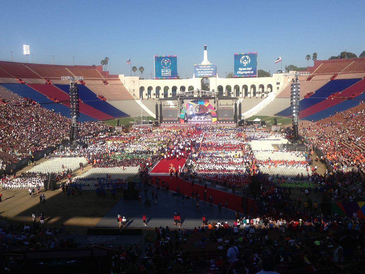 Los Angeles Stadium Tours