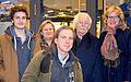 2016-03-10 Freundeskreis Hannover im Kulturzentrum Pavillon, (208) das Team von Mentor – Die Leselernhelfer Hannover.JPG