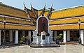 2016 Bangkok, Dystrykt Phra Nakhon, Wat Suthat (19).jpg