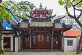 2016 Singapur, Chinatown, Ulica Telok Ayer, Thian Hock Keng (01).jpg