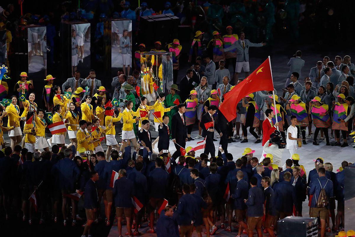 kina i olympiska sommarspelen 2016 � wikipedia
