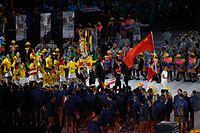 2016 Summer Olympics opening ceremony 1035361-olimpiadas abertura-2516.jpg