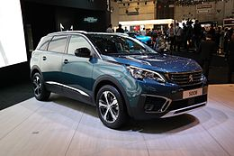 Peugeot 5008 (2017) - Wikipedia