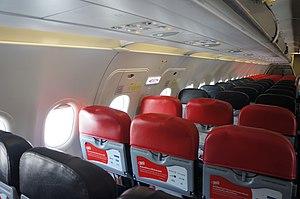 Thai AirAsia - Interior