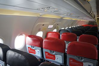 Thai AirAsia - Interior