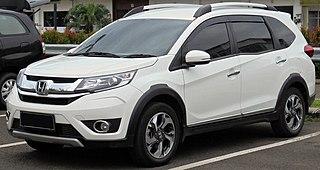 Honda BR-V Motor vehicle