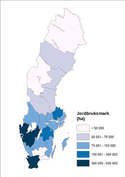 Sverige la sig inte platt