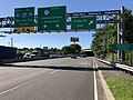 2018-07-19 09 24 11 View south along New Jersey State Route 17 at the exit for Gregg Street (Lodi) in Lodi, Bergen County, New Jersey.jpg