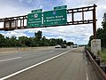 2018-07-21 12 36 15 View north along New Jersey State Route 444 (Garden State Parkway) just south of Exit 159 (Interstate 80, Saddle Brook, George Washington Bridge) in Elmwood Park, Bergen County, New Jersey.jpg