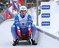 2019-02-01 Doubles Nations Cup at 2018-19 Luge World Cup in Altenberg by Sandro Halank–046.jpg