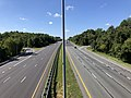 2019-09-03 10 57 42 View south along U.S. Route 29 (Columbia Pike) from the overpass for Broken Land Parkway in Columbia, Howard County, Maryland.jpg