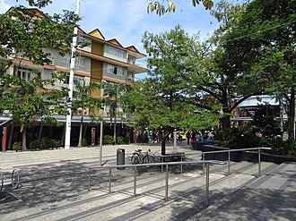 Envigado - Image: 2019 Envigado Edificios en el Parque Principal de Envigado