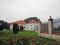 220913 Right outbuilding at Bishops Palace in Wolbórz - 06.jpg