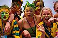 251000 - Audience Australian fans cheer - 3b - 2000 Sydney public photo.jpg