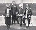 25th Punjabis - Delhi Durbar, 1911.jpg