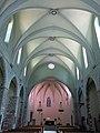 291 Església del Carme (Camprodon), nau.JPG