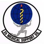 2 Medical Support Sq emblem.png