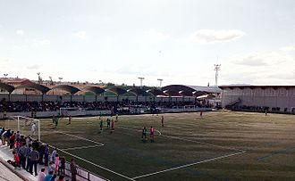 SD Tarazona - 2015 Tercera División play-offs game against Atlético Levante.