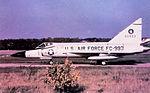 32d Fighter-Interceptor Squadron Convair F-102 Delta Dagger 56-0993.jpg
