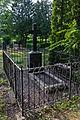 3375 rist Albertine Saueri haual ja piirdeaed 1908 Hausma2.jpg