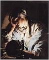 345Hendrick ter Brugghen, Melancolia, 1627. Toronto 02.jpg
