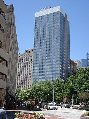 One Park Tower (Atlanta) - Image: 34 Peachtree