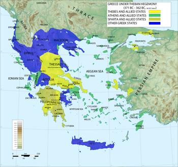 kart hellas norsk Theben (Hellas) – Wikipedia kart hellas norsk