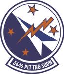 3646 Pilot Training Sq emblem.png