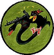 364th Fighter Squadron - World War II - Emblem