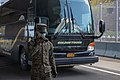 3 2 Marines stand guard in NYC for USNS Comfort (49826129358).jpg