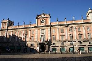 Der Palazzo del Governatore.