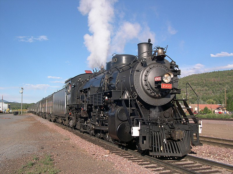 File:4960 Grand Canyon train from Williams.jpg