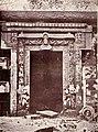 5th century Bhumara Shiva Hindu temple, sanctum entrance, Madhya Pradesh, 1920 photo.jpg