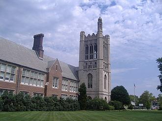 New Jersey City University - Hepburn Hall