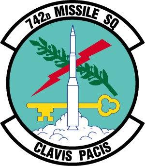 742d Missile Squadron - Image: 742d Missile Squadron