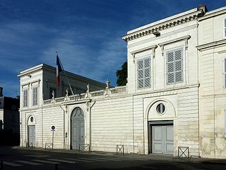 Charente-Maritime - Prefecture building of the Charente-Maritime department, in La Rochelle