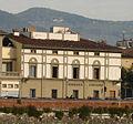 9765 - Firenze - L'Arno - Foto Giovanni Dall'Orto, 28-Oct-2007, vilino vegni.jpg