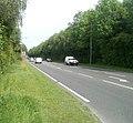 A472 east of Albion Road, Pontypool - geograph.org.uk - 2427139.jpg