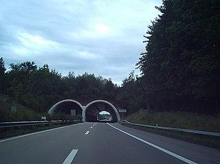 motorway in Switzerland