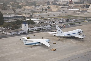 Kuiper Airborne Observatory - KAO and SOFIA, Ames Research Center 2008