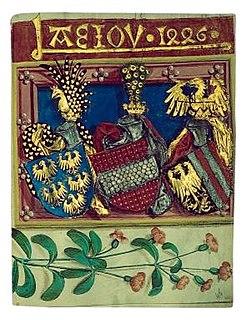 A.E.I.O.U. Habsburg motto