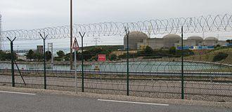Paluel Nuclear Power Plant - Image: AKW Paluel 01