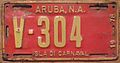 ARUBA 1978 -LICENSE PLATE - Flickr - woody1778a.jpg