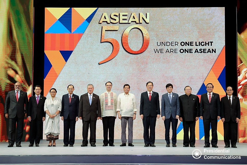 ASEAN 50th Anniversary