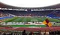 AS Roma fans at Stadio Olimpico during Roma-Inter.jpg